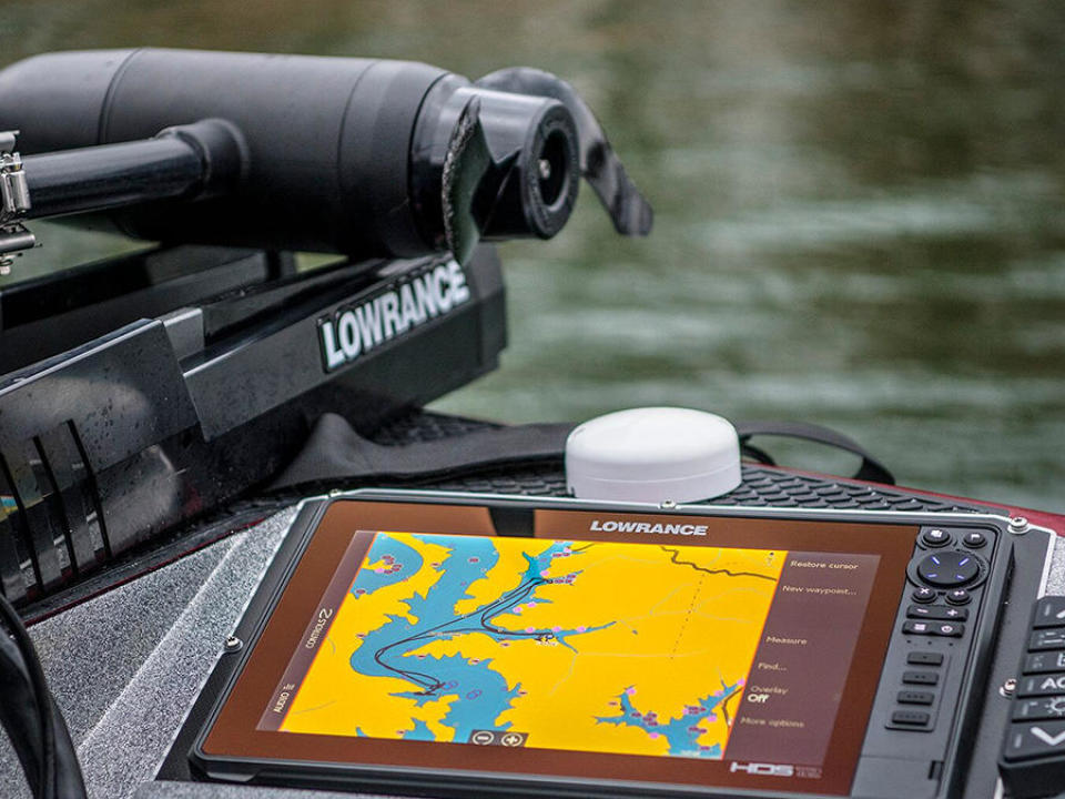 Lowrance Launches Ghost Trolling Motor - Wired2Fish com