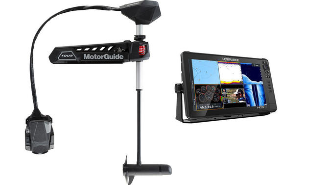 Lowrance and MotorGuide Sign Agreement - Wired2Fish com