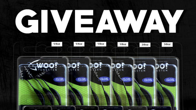 Giveaways - Wired2Fish com