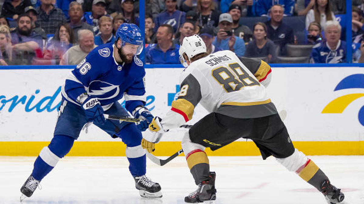 NHL Power Ranking: Tampa Bay Lightning Clearcut #1 and Vegas