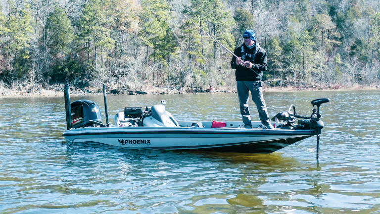 5 Tips for Cold Water Bass Fishing