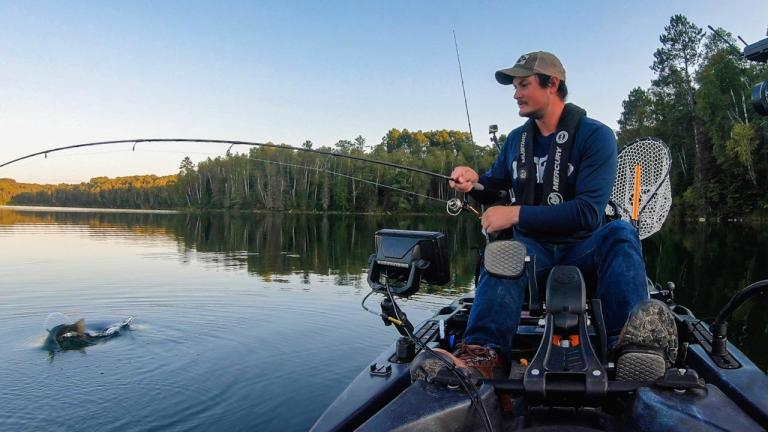 How to Troll Crankbaits for Trout From Kayaks