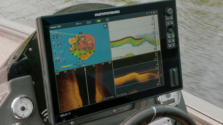 How to Custom Map Spots with Humminbird AutoChart Live