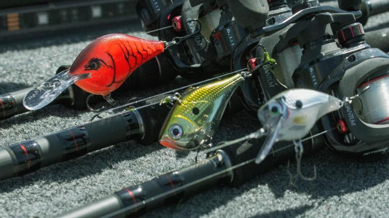 Swindle's Theory on Why Gaudy Crankbait Colors Excel in Spring