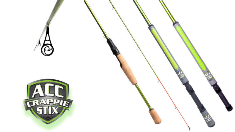 online contests, sweepstakes and giveaways - ACC Crappie Stix Giveaway